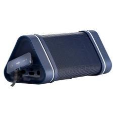 Altoparlante Portatile Cavo / Bluetooth / USB Colore Blu