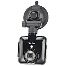 "Dash Cam CarDVR-71 Sensore CMOS HD Ready Display 2.4"" + Ventosa"