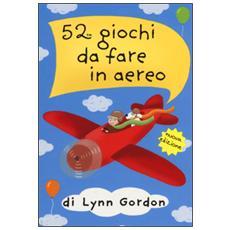 52 giochi da fare in aereo. Carte