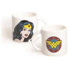 Tazza caffŠ Wonder Women ml. 100.