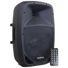 Rdm 8a - Box Amplificato Da 120w Con Usb+bt