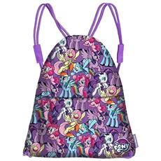 My Little Pony Zainetto Vela Sacca Sport