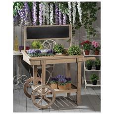 Carrello Da Giardino Nuovo Art. 49221 Consegna Gratis