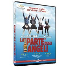Dvd Parte Degli Angeli (la)