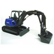 2927/02 Mecalac 8mcr Escavatore 1/50 Modellino
