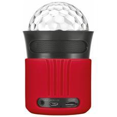 Speaker Audio Dixxo Go Wireless Bluetooth con Giochi di Luce Multicolori