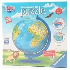 Puzzle 3D Globo 180 pz 12340