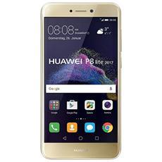 """P8 Lite 2017 Oro 16 GB 4G / LTE Display 5.2"""" Full HD Slot Micro SD Fotocamera 12 Mpx Android Italia"""