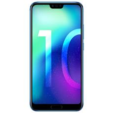 "10 A. I. Blu 64 GB 4G / LTE Dual Sim Display 5.8"" Full HD+ Fotocamera 24 Mpx Android Italia"