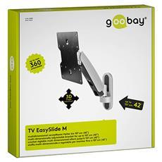 TV Easyslide M, 200 x 200 mm, -15 - 15°, -90 - 90°, M, Scatola