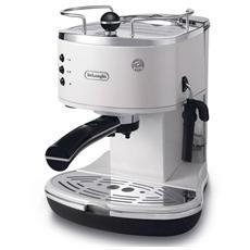 Icona Eco 311 Macchina del Caffè Manuale Serbatoio 1.4 Litri Potenza 1100 Watt