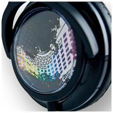 BM-AUA03, Stereofonico, Nero, Cablato, 20 - 20000 Hz, 3,5 mm, TUV, CE, FC