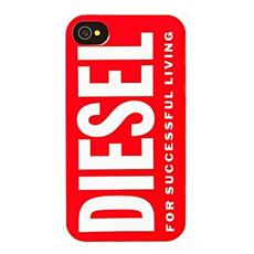 Diesel Snap Case Cover Rosso
