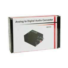 Convertitore Audio Nero 48 KHz MC-ADC