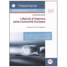 I marchi d'impresa nella Comunità europea