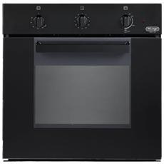 DE LONGHI   NFGN 4 Serie Flat Forno A Gas Da Incasso Multifunzione Con  Grill Colore Nero