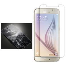 Pellicola in Vetro Temperato per Samsung Galaxy S6 G920