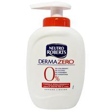 Sapone Liquido Dermazero 300 Ml. - Sapone Liquido Corpo