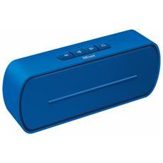 Mini Altoparlante Portatile con Wireless Bluetooth Colore Blu