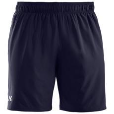 Pantaloncino Ua Mirage Short 8'' Uomo M Blu