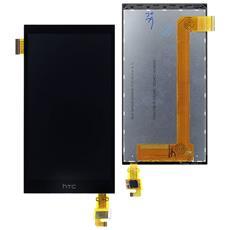 Display Schermo Lcd Touch Screen Originale Htc Desire 620 Nero + Kit