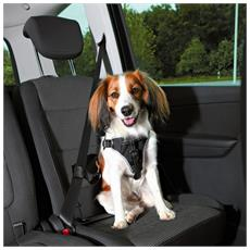 Pettorina Per Cani Dog Protect (m) (nero)