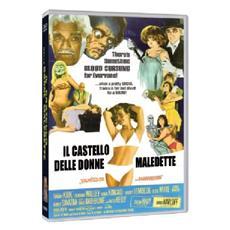 Dvd Castello Delle Donne Maledette (il)