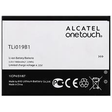 Batteria Pila Originale Tli019b1 1900mah Per One Touch Pop C7