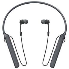 WI-C400 CUFFIE IN-EAR NERO