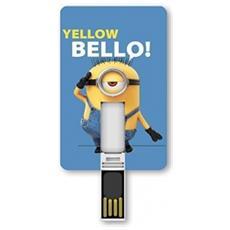 Minions Bello! 6GB USB 2.0 Tipo-A Multicolore unità flash USB