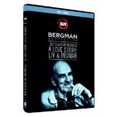 But Film Is My Mistress / A Love Story: Ingmar E Liv (Dvd+E-Book)