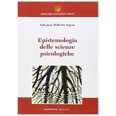 Epistemologia delle scienze psicologiche