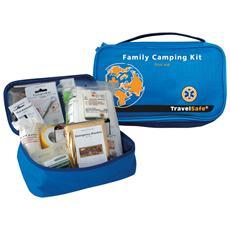 Ts10 Kit Campeggio Pronto Soccorso Per Famiglia