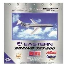3557376 Boeing 727-200 Eastern Cromato 1/400 Modellino