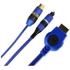 Summit X450 Stacking Cable, 0.5 m 0.5m Blu cavo di rete
