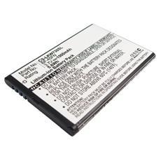 BT-BAT-LKW730SL, Ioni di litio, Navigatore / computer mobile palmare / cellulare, LG KW730