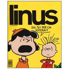 Linus (2016) . Vol. 6