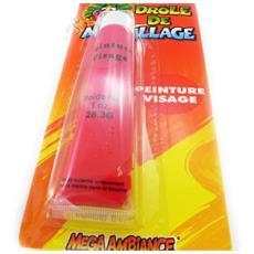 tube 'maquillage festif' rosso - [ i6964]