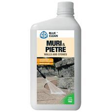 Detergente Per Pietre E Muri 1l, Per Pulire Superfici In Pietra Naturale E Sassi