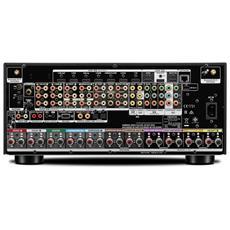 AVR-X7200W, Surround, AM, FM, 522 - 1611 kHz, 87,5 - 108 MHz
