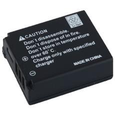 Ansmann Batteria Li-Ion Digicam 3,7V / 800Mah per Fotocamere Digitali Panasonic