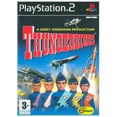 PS2 - Thunderbirds