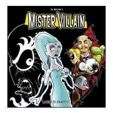 Mister Villain 3. Lacrime di ghiaccio