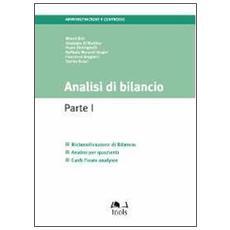 Analisi di bilancio. Vol. 1