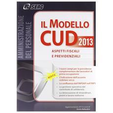 Il modello CUD 2013