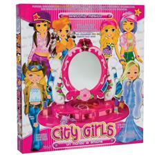 Confezione City Girls con Gioieli