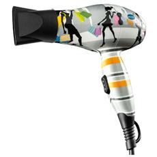 SHOPPY220 Asciugacapelli da Viaggio 2 Velocità Potenza 1000 Watt
