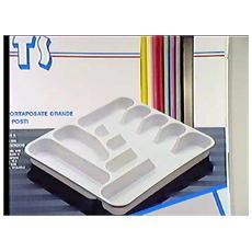 Portaposate Plastica Grande Ass Organizzazione Della Cucina