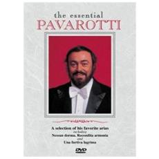 DVD PAVAROTTI LUCIANO - THE ESSENTIAL