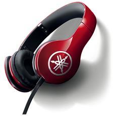 Cuffie On-Ear ad Alta Fedeltà HPH-PRO300 - Rosso RICONDIZIONATO